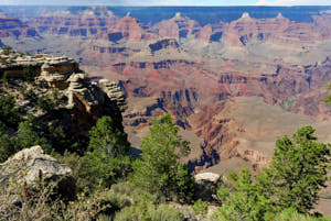 grand canyon<br>NIKON D200, Focale 20 mm, 100 ISO, Vitesse : 1/250 sec, Ouverture f : 6.7