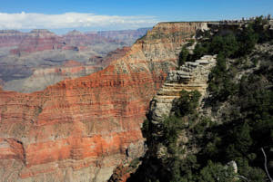 grand canyon<br>NIKON D200, Focale 20 mm, 100 ISO, Vitesse : 1/350 sec, Ouverture f : 8