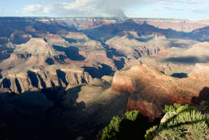 grand canyon<br>NIKON D200, Focale 20 mm, 100 ISO, Vitesse : 1/160 sec, Ouverture f : 8