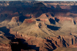grand canyon<br>NIKON D200, Focale 70 mm, 100 ISO, Vitesse : 1/160 sec, Ouverture f : 8