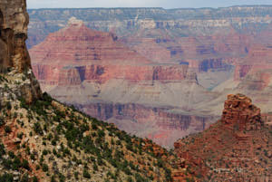 grand canyon<br>NIKON D200, Focale 70 mm, 100 ISO, Vitesse : 1/180 sec, Ouverture f : 8